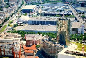 Parking Parque de Exposiciones en París : precios y ofertas - Parking de sala de eventos   Onepark