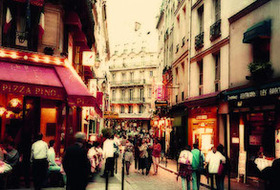 neighborhoods car parks in Paris - Book at the best price