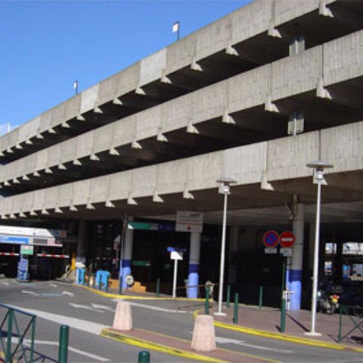 EFFIA GARE DE TOULOUSE MATABIAU Officiële Parking (Overdekt) TOULOUSE