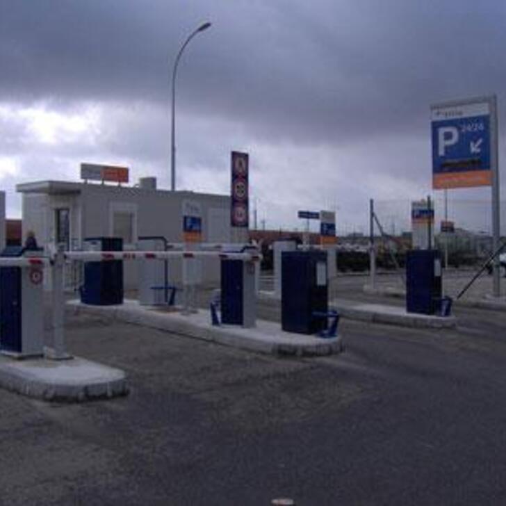 EFFIA GARE DE THIONVILLE Officiële Parking (Exterieur) Thionville