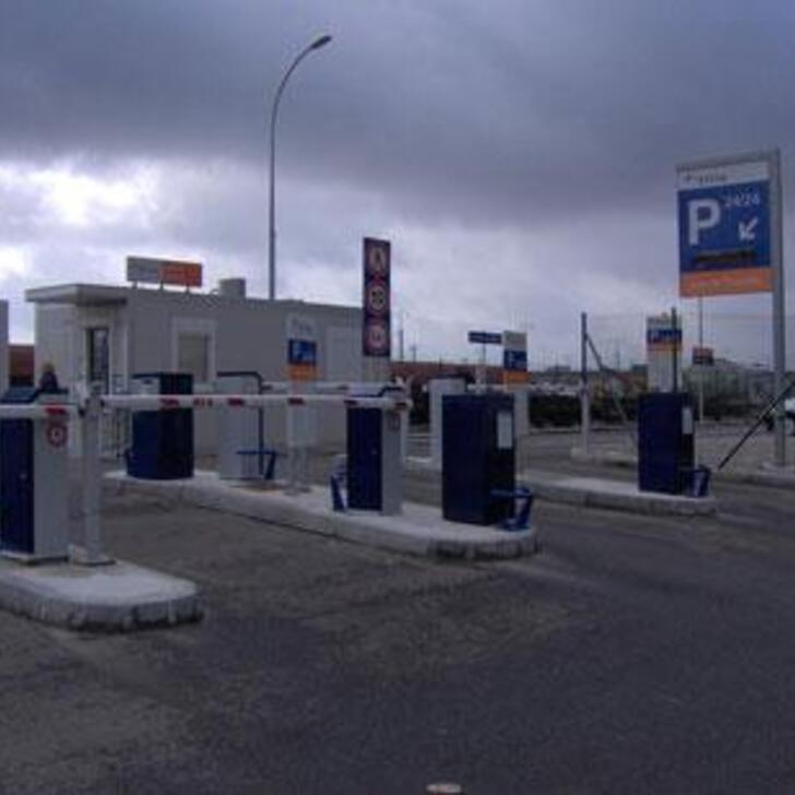 Parking Oficial EFFIA GARE DE THIONVILLE (Exterior) Thionville