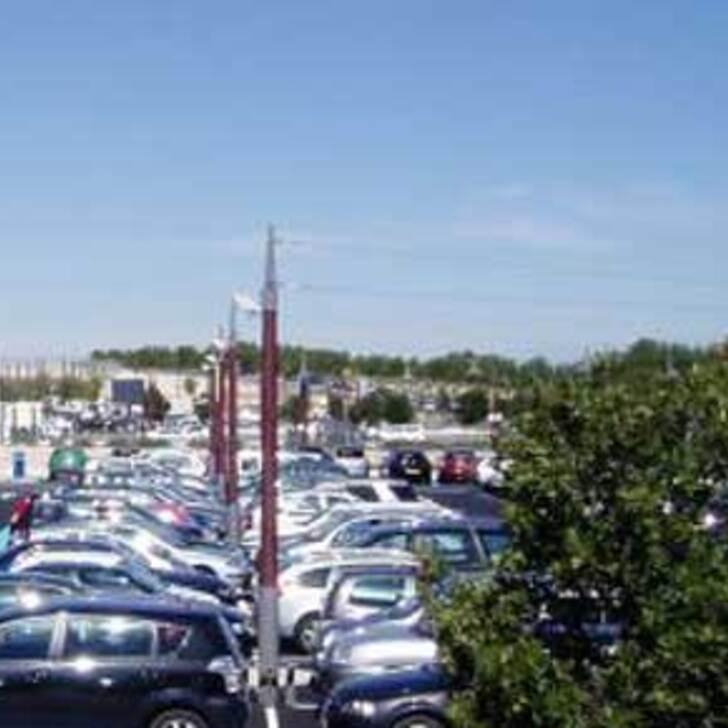 Parking Officiel EFFIA HAUTE PICARDIE SUD (Extérieur) TGV HAUTE PICARDIE