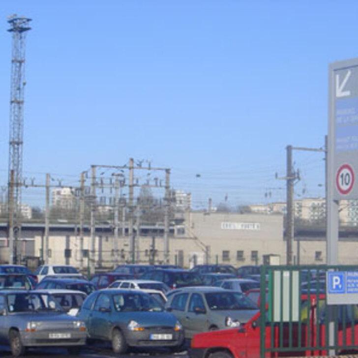 Parking Oficial EFFIA GARE DE CREIL (Exterior) Creil
