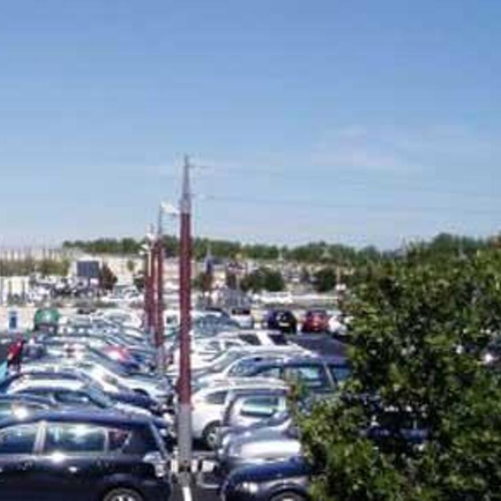 Offiziell Parkhaus EFFIA PARC RELAIS MARCEL PAGNOL (Extern) BOUSSY SAINT ANTOINE