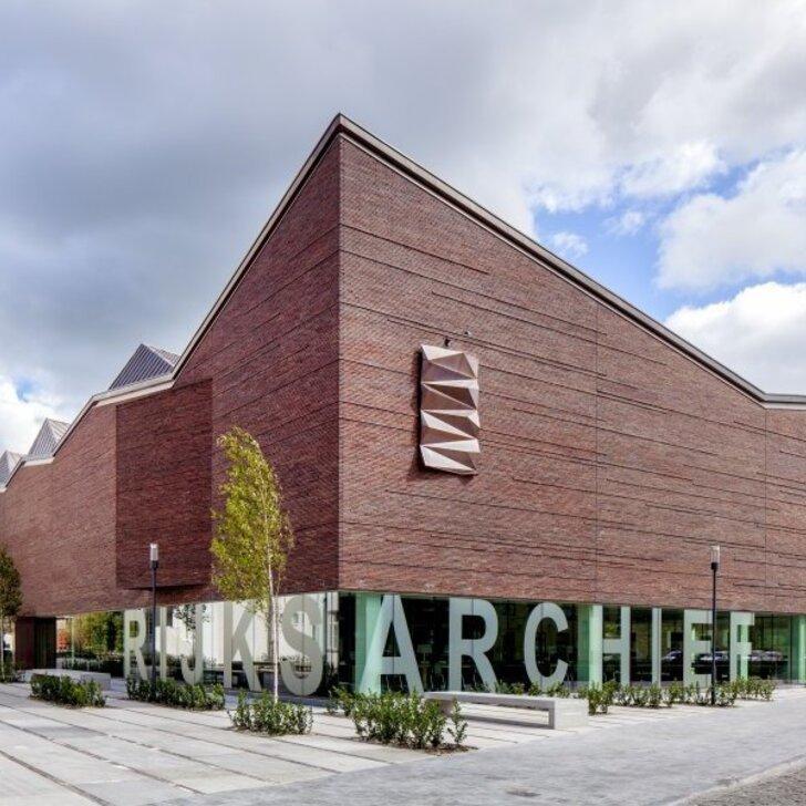 Parcheggio Pubblico BEPARK BRUGES CENTRE - ALFA PARK (Coperto) Brugge