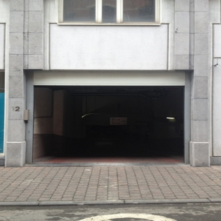 Parcheggio Pubblico BEPARK HÔTEL DES MONNAIES (Coperto) Bruxelles