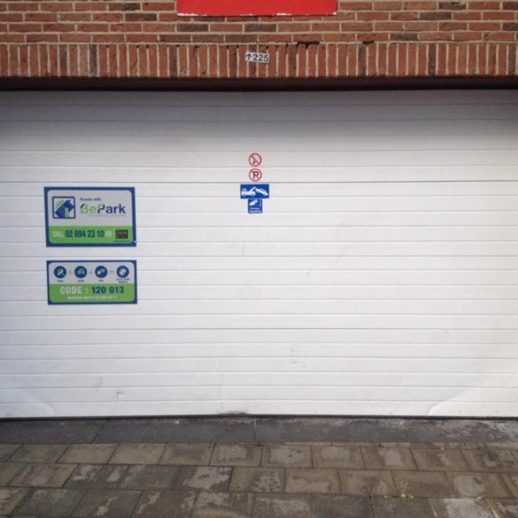 BEPARK MADOU - RUE DU VALLON Openbare Parking (Overdekt) Bruxelles