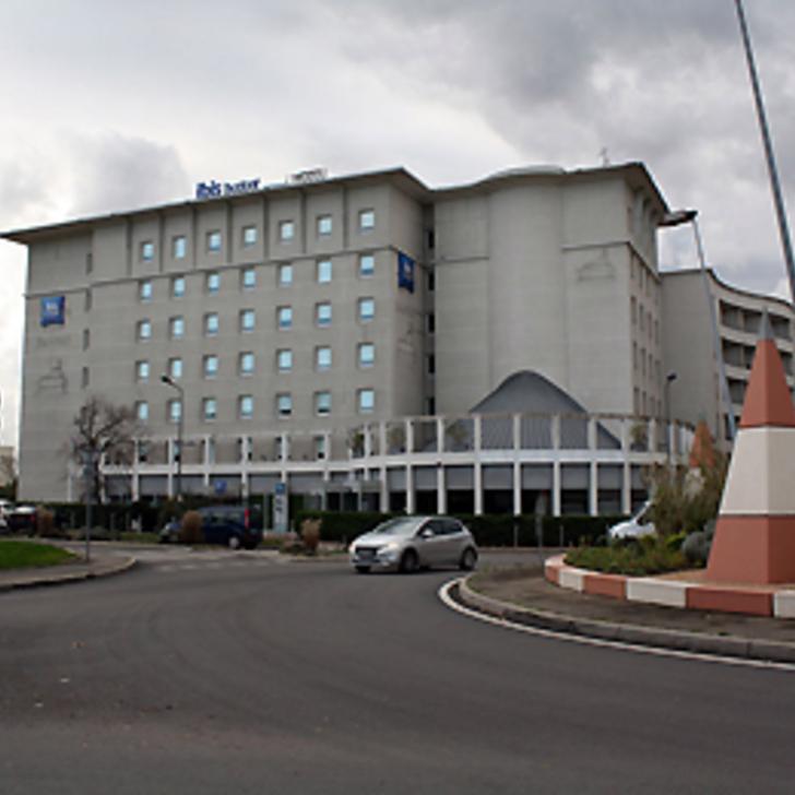 Parking Hotel IBIS BUDGET LYON VILLEURBANNE (Cubierto) Villeurbanne