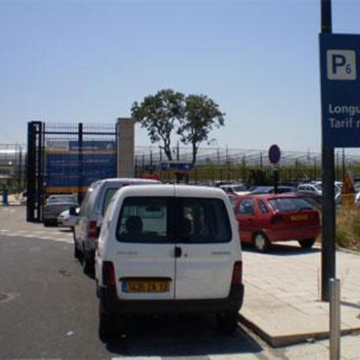 Parking Officiel EFFIA GARE D'AVIGNON TGV P6 (Extérieur) Avignon