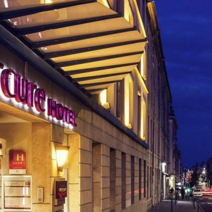 Hotel Parkhaus MERCURE NANCY CENTRE PLACE STANISLAS (Überdacht) Nancy