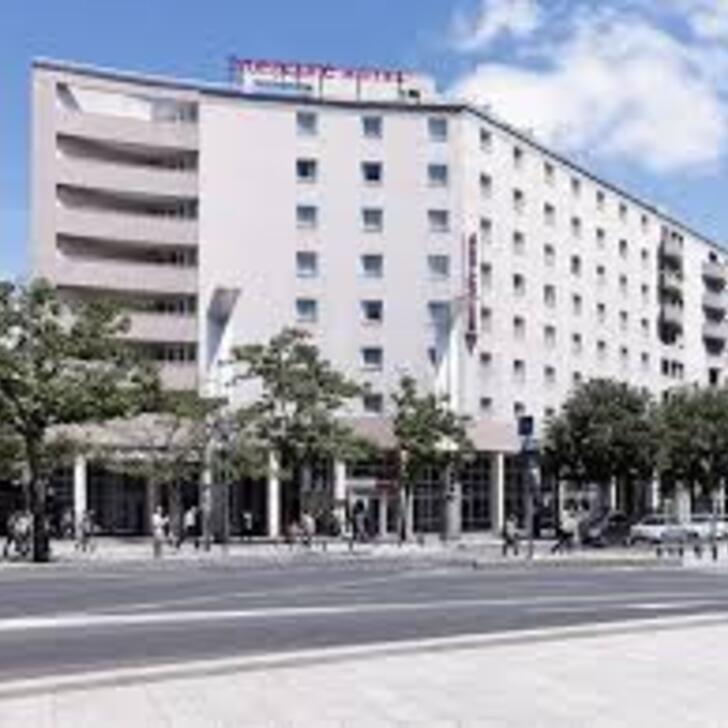 Parking Hôtel MERCURE LYON CENTRE CHARPENNES (Couvert) Villeurbanne