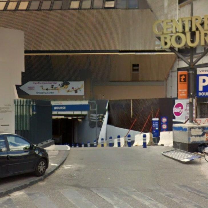 Parking Hotel MERCURE MARSEILLE CENTRE VIEUX-PORT (Cubierto) Marseille