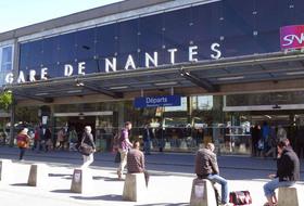 Parques de estacionamento Estação de Nantes em Nantes - Reserve ao melhor preço