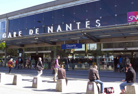 Nantes train station car parks in Nantes - Book at the best price