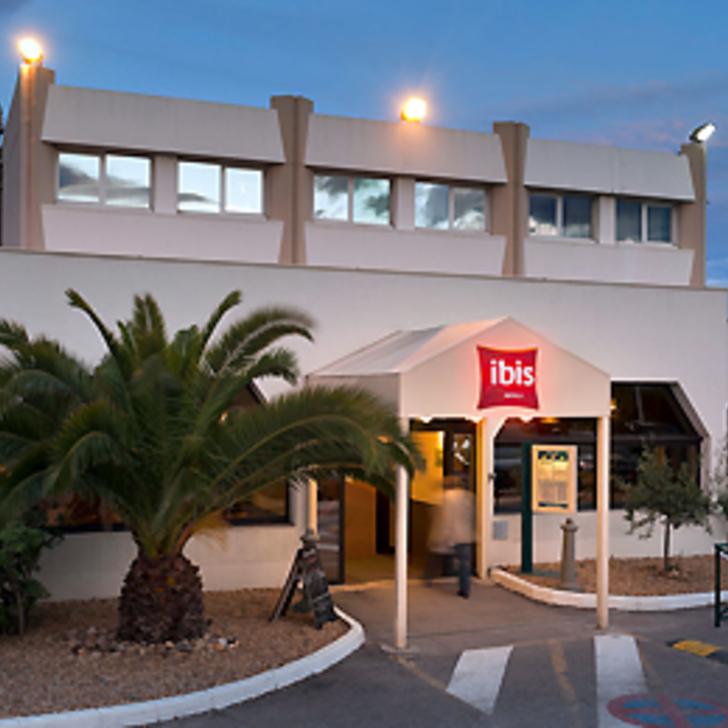 IBIS BUDGET MONTPELLIER SUD PRÈS D'ARÈNES Hotel Car Park (External) Montpellier