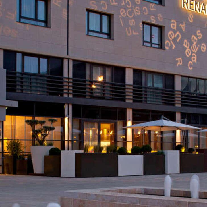 RENAISSANCE AIX-EN-PROVENCE HOTEL Hotel Car Park (Covered) Aix-en-Provence