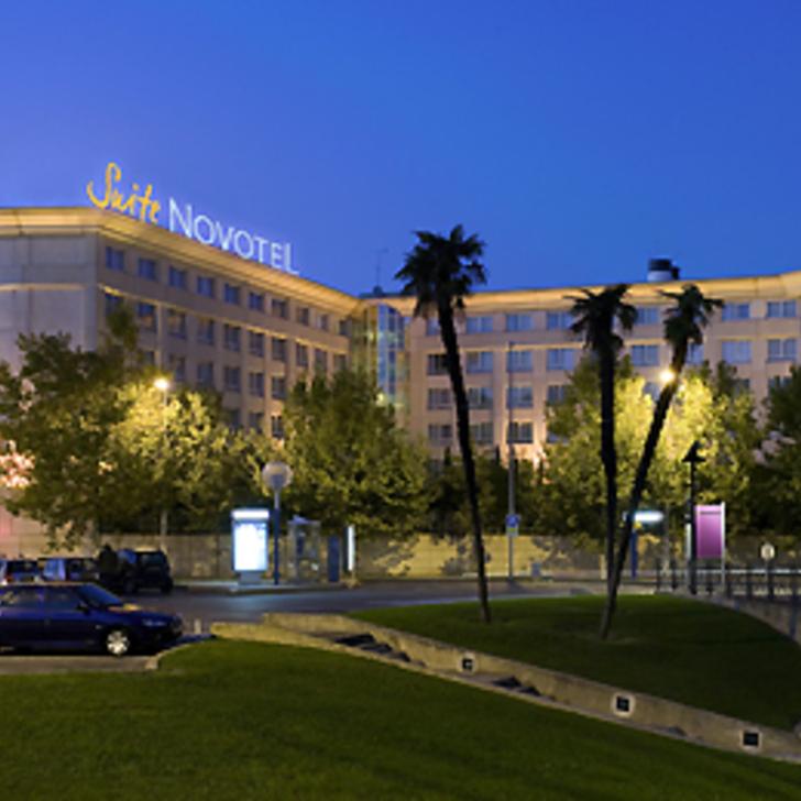 NOVOTEL SUITES MONTPELLIER Hotel Parking (Overdekt) Montpellier