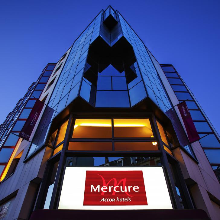Parcheggio Hotel MERCURE STRASBOURG CENTRE (Coperto) Strasbourg