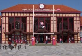 Parkings Gare de St-Étienne Châteaucreux à  - Réservez au meilleur prix