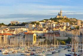 Parkeerplaatsen Oude haven in Marseille - Boek tegen de beste prijs