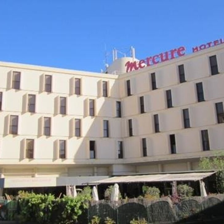 MERCURE MONTPELLIER CENTRE COMÉDIE Hotel Parking (Overdekt) Montpellier
