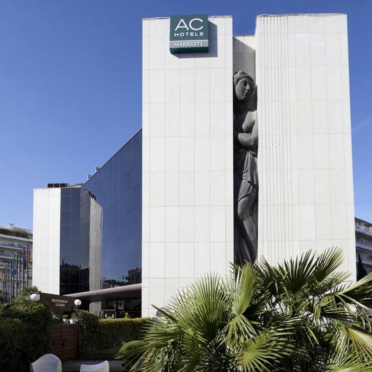 AC HOTEL BY MARRIOTT NICE Hotel Parking (Overdekt) Nice
