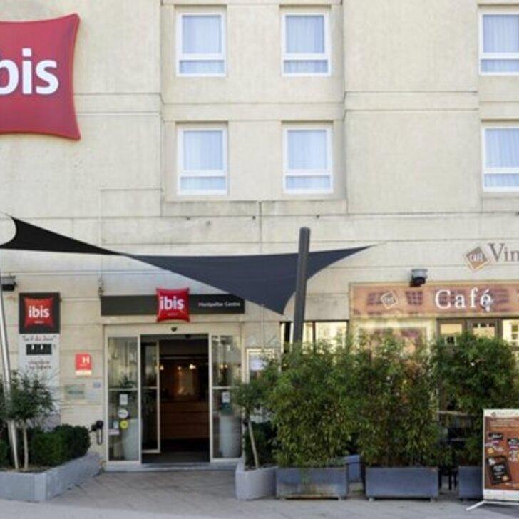Parking Hotel IBIS MONTPELLIER CENTRE (Cubierto) Montpellier