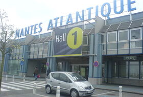 Nantes airport car parks - Book at the best price