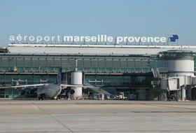 Parques de estacionamento Aeroporto de Marselha Provença - Reserve ao melhor preço