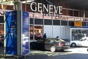 Geneva airport car parks - Book at the best price