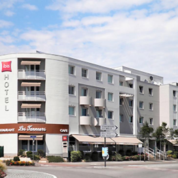 Parking Hôtel IBIS STRASBOURG AÉROPORT LE ZÉNITH (Couvert) Lingolsheim