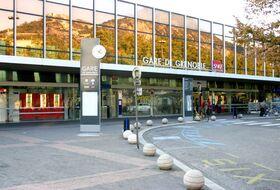 Parkings Gare de Grenoble à Grenoble - Réservez au meilleur prix