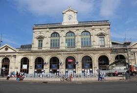 Parques de estacionamento Estação Lille Flandres em Lille - Reserve ao melhor preço