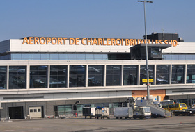 Brussels South Charleroi Airport car parks - Book at the best price