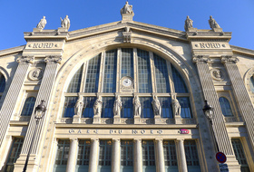Gare du Nord Station car parks in Paris - Book at the best price
