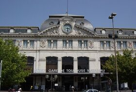 Toulouse Matabiau station car parks in Toulouse - Book at the best price