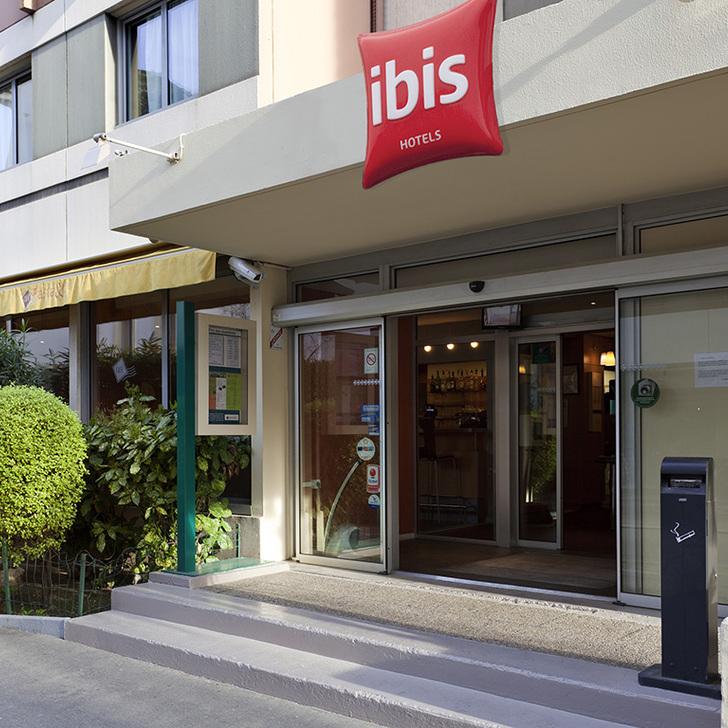 Parking Hôtel IBIS MARSEILLE CENTRE PRADO VÉLODROME (Couvert) Marseille