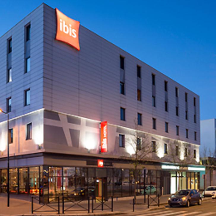 Parking Hôtel IBIS BORDEAUX CENTRE BASTIDE (Couvert) Bordeaux