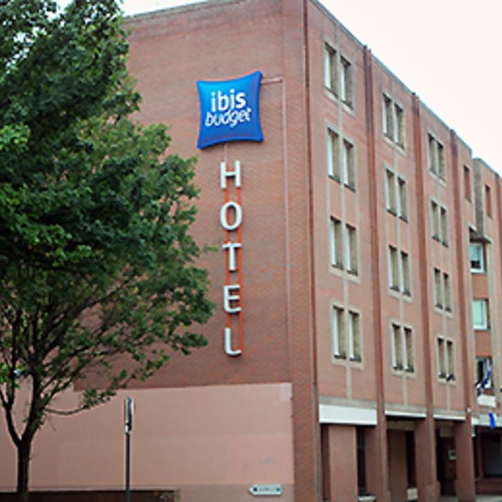 Parking Hotel IBIS BUDGET LILLE CENTRE (Cubierto) Lille