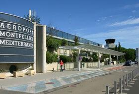 Montpellier-Méditerranée Airport car parks - Book at the best price