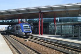 Parkings Gare de Valence TGV à Valence - Réservez au meilleur prix