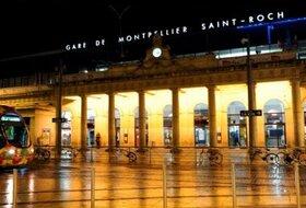 Parques de estacionamento Montpellier - Estação Saint-Roch em Montpellier - Reserve ao melhor preço