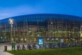 Parkings Gare de Strasbourg à Strasbourg - Réservez au meilleur prix
