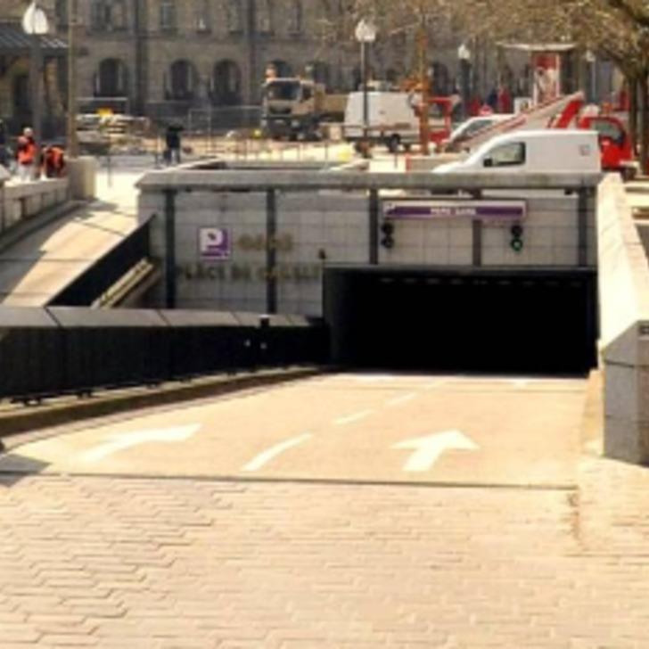 URBIS PARK GARE CHARLES DE GAULLE Public Car Park (Covered) Metz