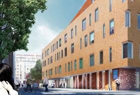 Parques de estacionamento Hospital Leopold Bellan em Paris - Reserve ao melhor preço