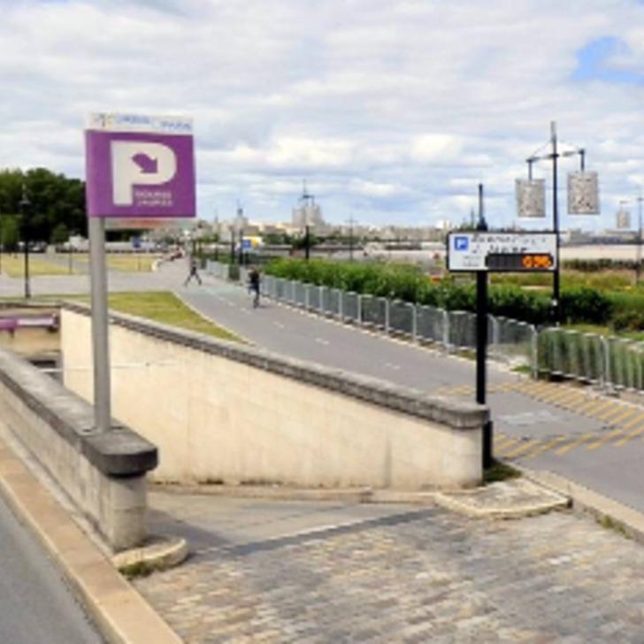 Parking Public URBIS PARK BOURSE - JEAN JAURÈS (Couvert) Bordeaux