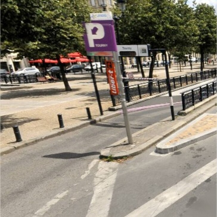 Parking Public URBIS PARK TOURNY (Couvert) Bordeaux