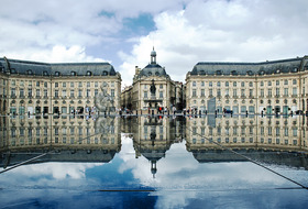 Car parks in Bordeaux city centre - Book at the best price