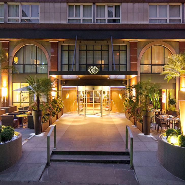 SOFITEL STRASBOURG GRANDE ÎLE Hotel Car Park (Covered) Strasbourg