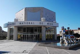 Parkings Teatro Nacional de Niza en Nice - Ideal para espectáculos